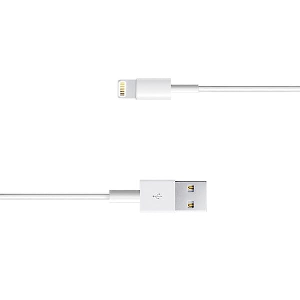 10-foot White MFI Certified Lightning to USB Sync/ Charge Cable