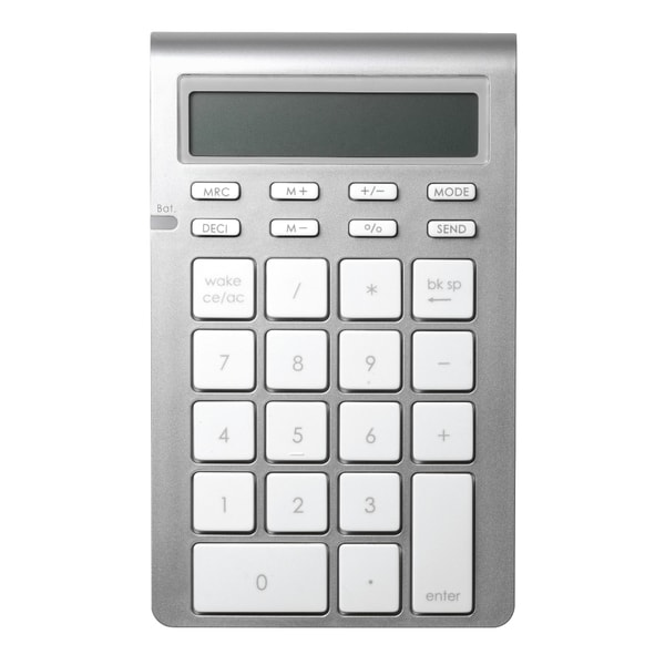 Satechi Bluetooth Wireless Smart Keypad