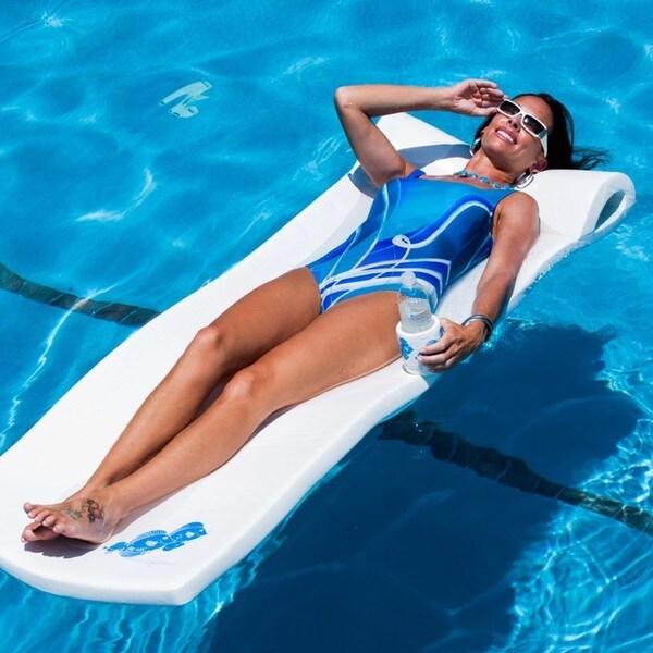 Texas Rec Super Soft Kool Pool Float and Kan
