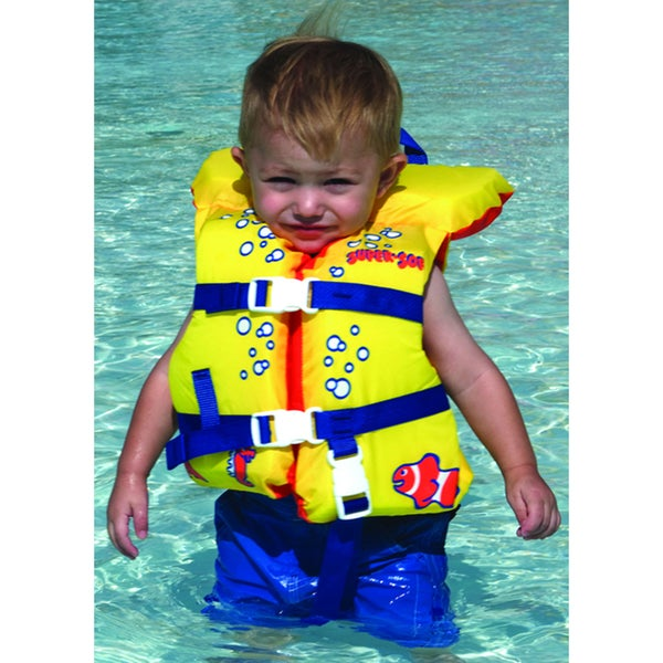 Super Soft Toddler Vest U.S. Coast Guard Approved