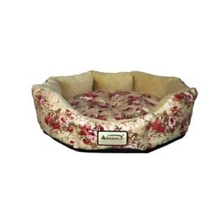 Large Floral Pet Bed D06HYH/KQ-L