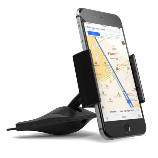 Satechi Universal Smartphone CD Slot Car Mount