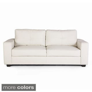 Jess Leather 2 Piece Living Room Collection