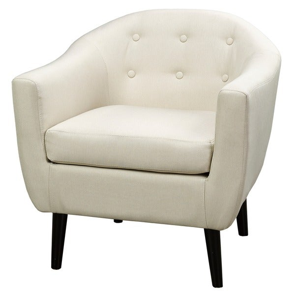 Nora Linen Accent Chair
