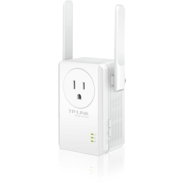 TP-LINK TL-WA860RE IEEE 802.11n 300 Mbps N300 Universal Wi-Fi Wall Pl