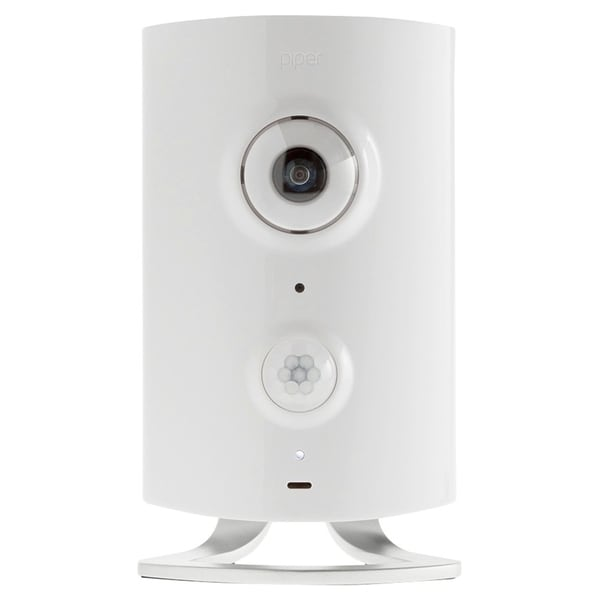Piper Wi-Fi Security Camera - White