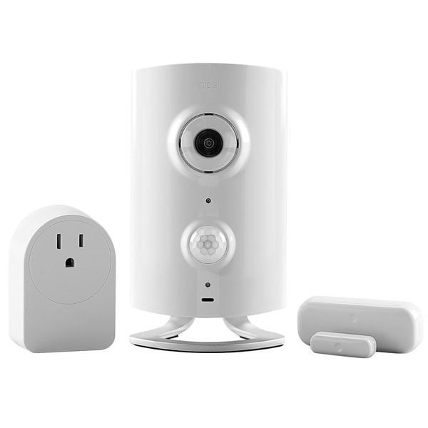 Piper classic All -in -One Security System with Video Monitoring Came