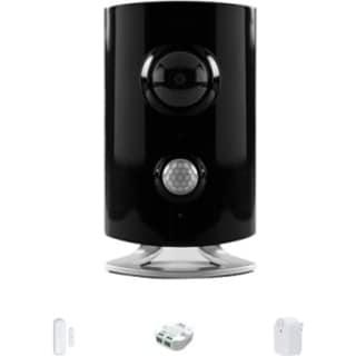 Piper Wi-Fi Security Camera Kit - Black