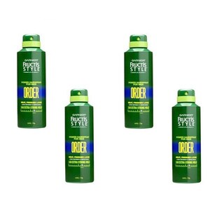 Garnier Fructis Men's Style Power 6-ounce Wax Spray (Pack of 4)