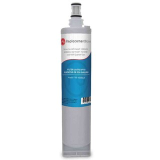 Whirlpool 4396508, EDR5RXD1 Comparable Refrigerator Water Filter
