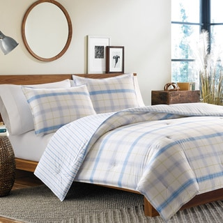 Eddie Bauer Jetty Island Cotton 3-piece Comforter Set
