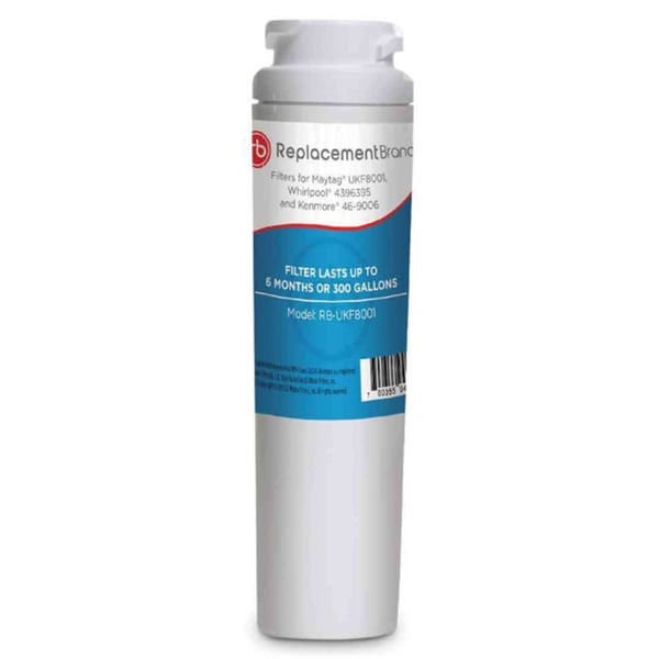 Maytag UKF8001, EDR4RXD1 Comparable Refrigerator Water Filter 15210239