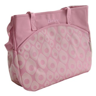 Multi Pocket Diaper Tote Bag