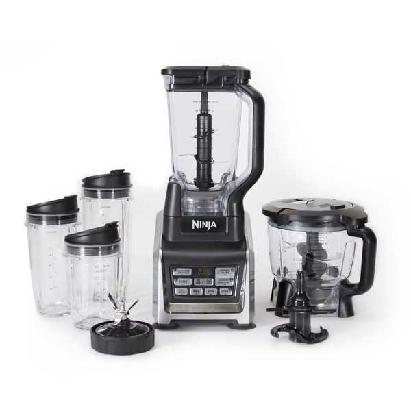 Nutri Ninja BL682 Blender System with Auto-IQ (Refurbished)