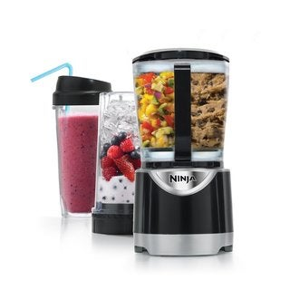 Ninja BL201 Kitchen System Pulse Blender (Refurbished)