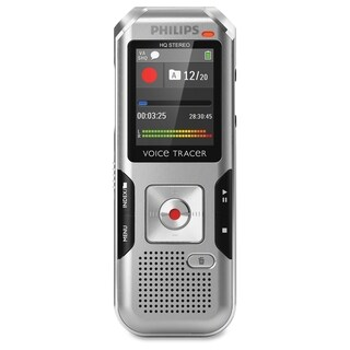 Philips Voice Tracer DVT4000 Digital Voice Recorder