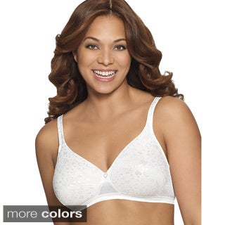 Playtex Everyday Basics Smooth Look Wirefree Bra