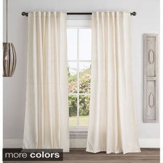 Victoria Classics Broome 84-inch Backtab Curtain Panel