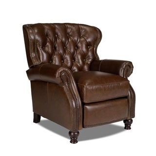 Cambridge Coventry Brown Leather Recliner