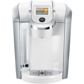 Keurig K450 White 2.0 Brewing System