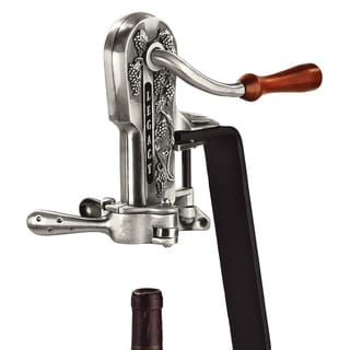 Legacy Antique Pewter Corkscrew