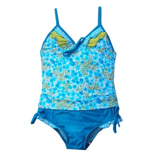 Azul Swimwear 'Ruffled Up' Tankini