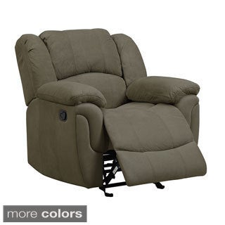 Hadley II Collection Microfiber Motion Recliner