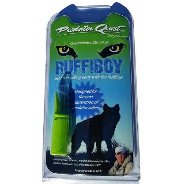 Les Johnson RuffiBoy Predator Call