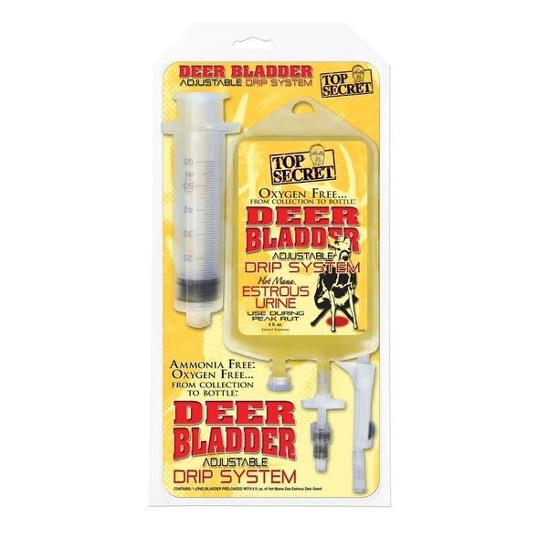 Top Secret Deer Bladder Estrous Urine 5-ounce
