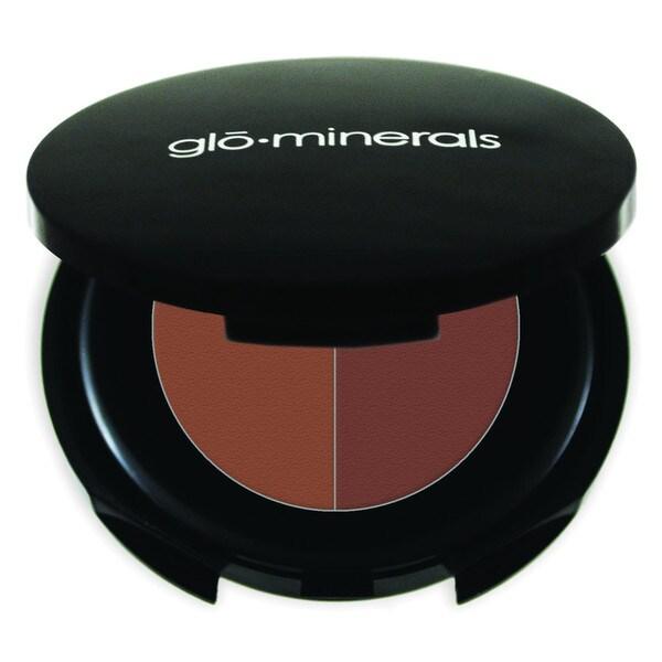 Glo-Minerals Auburn Brow Powder Duo