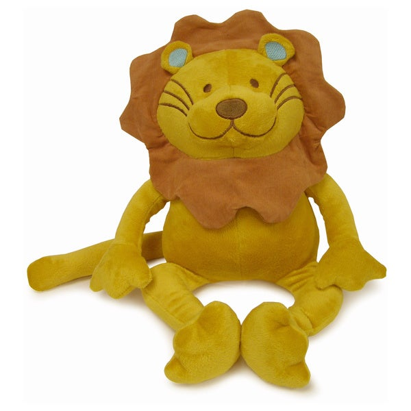 NoJo Jungle Tales Lenny the Lion Plush Animal