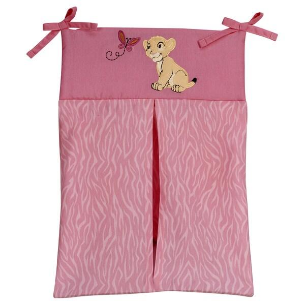 Disney Baby Lion King Nala's Jungle Diaper Stacker