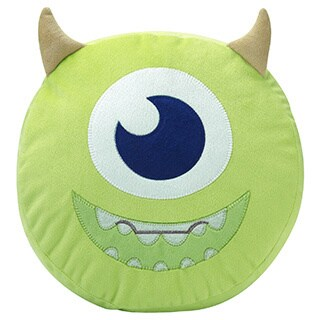 Disney Monsters University Decorative Pillow