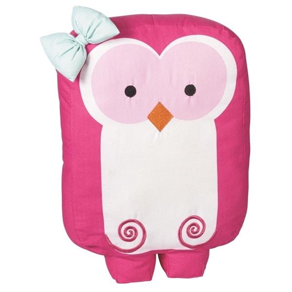 Jonathan Adler Olivia Owl Shaped Pillow