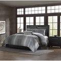 Metropolitan Home Shagreen Cotton 3-piece Comforter Set