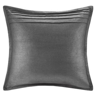 Metropolitan Home Shagreen Cotton Euro Sham