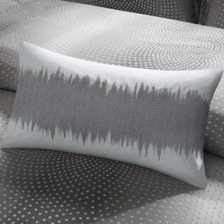 Metropolitan Home Shagreen Cotton Oblong Pillow