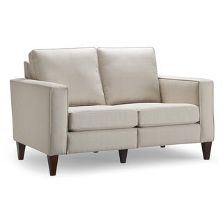 Parker Almond Loveseat