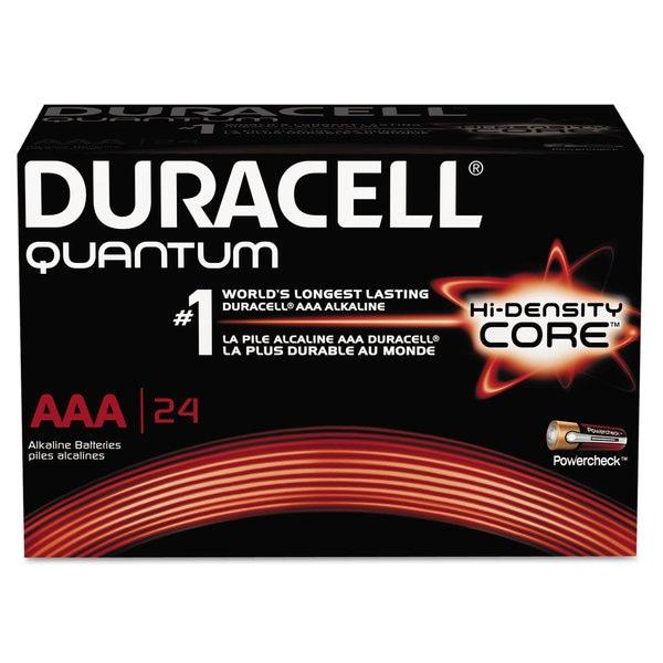 Quantum AAA Alkaline Batteries