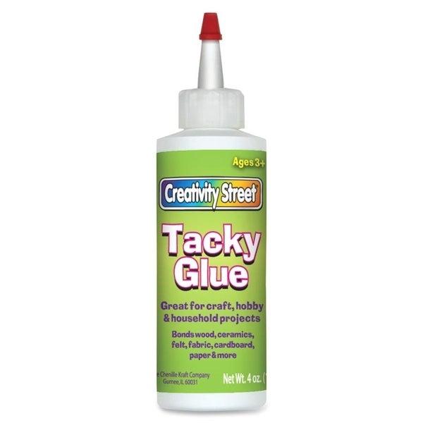 Chenille Kraft Kraft Tacky Glue (Pack of 4)