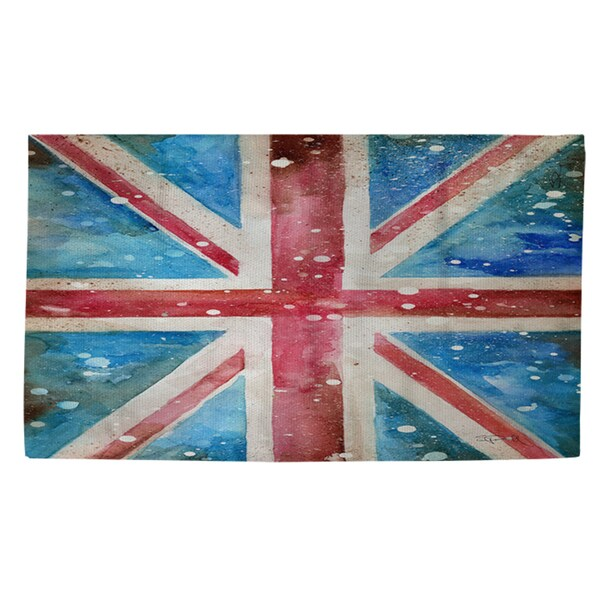 Thumbprintz Union Jack Rug (4' x 6')