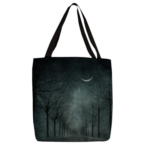 Thumbprintz When the Moon is Tired Tote