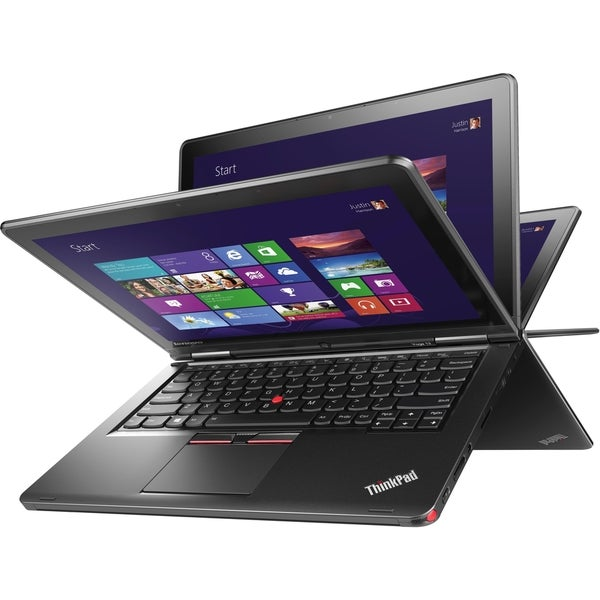"Lenovo ThinkPad Yoga 12 20DLS00300 Ultrabook/Tablet - 12.5"" - Wireles"