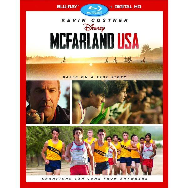 McFarland, USA (Blu-ray Disc) 15216503
