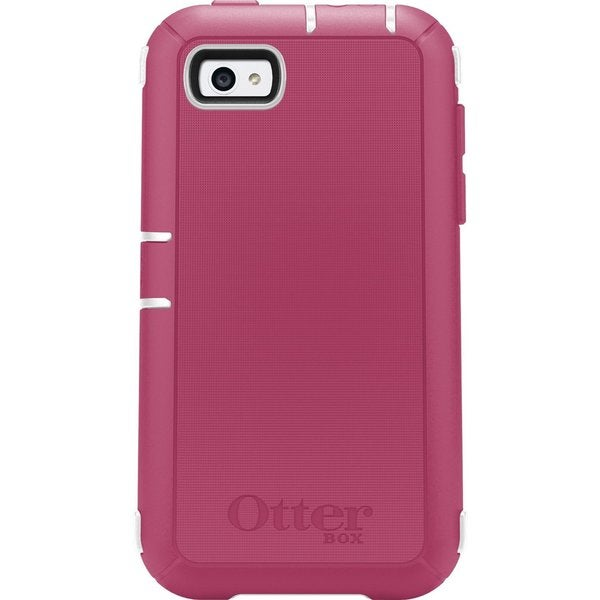 Otterbox Defender Series Pink Rugged Protection Case for HTC First