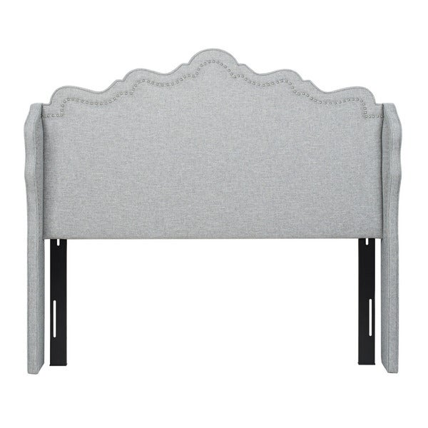 Jennifer Taylor Delphine Grey Headboard