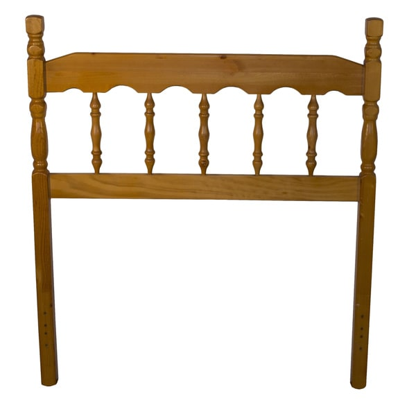 Pine Spindle Headboard - Twin/ Full