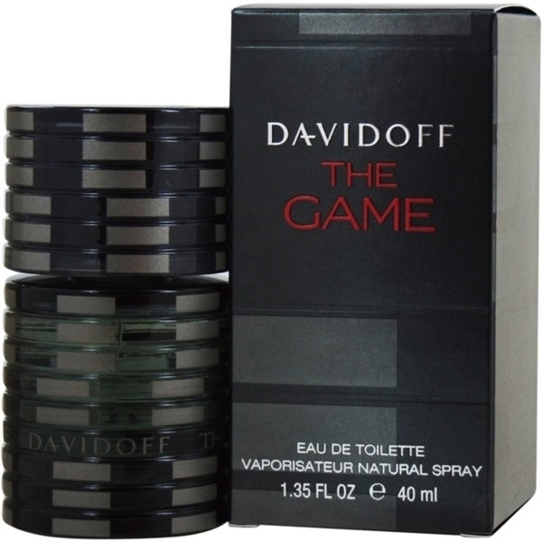 Davidoff The Game Men's 1.35-ounce Eau de Toilette Spray
