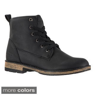 Lugz Women's 'Jane' Mid Height Lace-up Boot