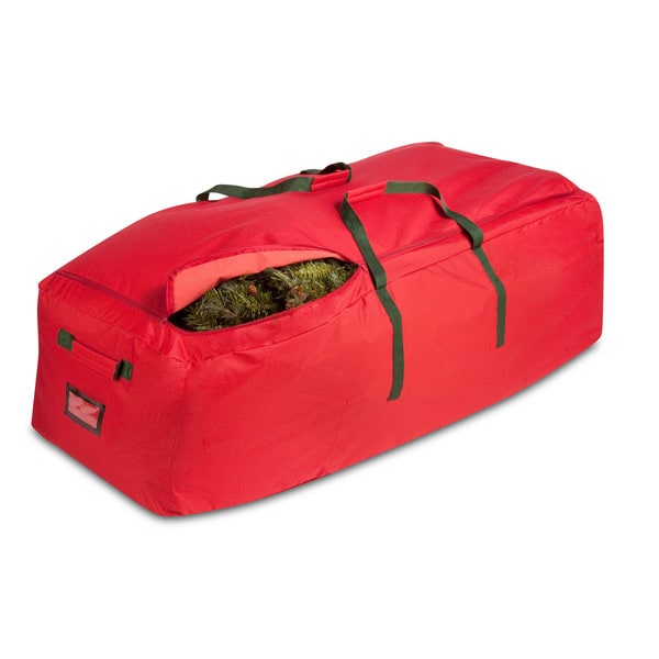 Canvas Artificial Tree Rolling Storage Bag 17207048